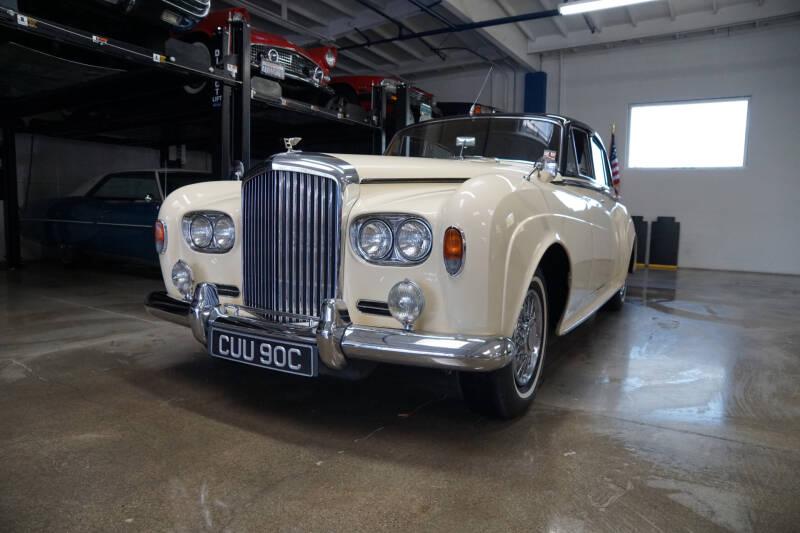 1965 Bentley S3