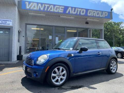 2008 MINI Cooper for sale at Vantage Auto Group in Brick NJ
