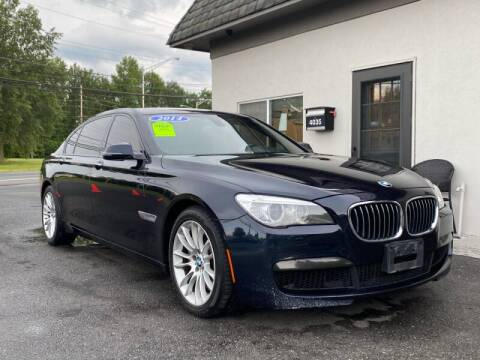 2014 BMW 7 Series for sale at Vantage Auto Group Tinton Falls in Tinton Falls NJ
