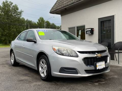 2014 Chevrolet Malibu for sale at Vantage Auto Group Tinton Falls in Tinton Falls NJ
