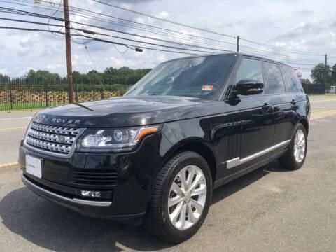 2014 Land Rover Range Rover for sale at Vantage Auto Group - Vantage Auto Wholesale in Lodi NJ