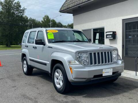 2010 Jeep Liberty for sale at Vantage Auto Group Tinton Falls in Tinton Falls NJ
