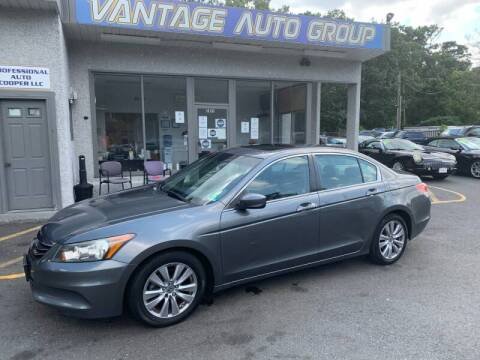 2012 Honda Accord for sale at Vantage Auto Group in Brick NJ