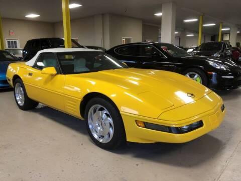 1993 Chevrolet Corvette for sale at Vantage Auto Group - Vantage Auto Wholesale in Lodi NJ