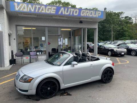 2005 Audi TT for sale at Vantage Auto Group in Brick NJ