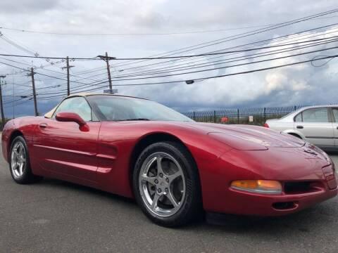 2004 Chevrolet Corvette for sale at Vantage Auto Group - Vantage Auto Wholesale in Lodi NJ
