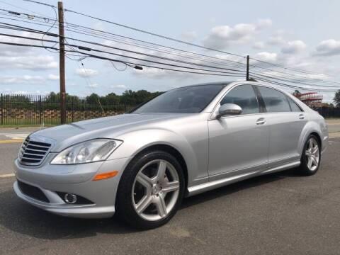2008 Mercedes-Benz S-Class for sale at Vantage Auto Group - Vantage Auto Wholesale in Lodi NJ