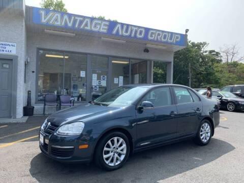 2010 Volkswagen Jetta for sale at Vantage Auto Group in Brick NJ