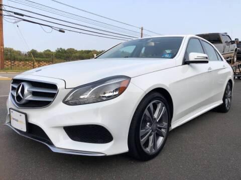 2014 Mercedes-Benz E-Class for sale at Vantage Auto Group - Vantage Auto Wholesale in Lodi NJ