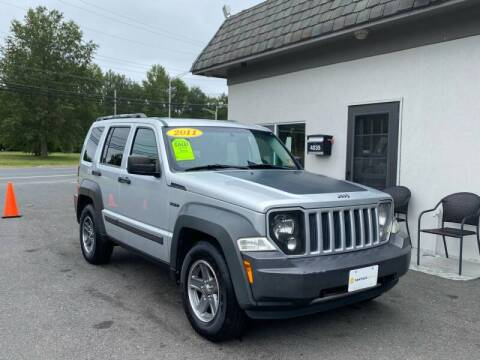 2011 Jeep Liberty for sale at Vantage Auto Group Tinton Falls in Tinton Falls NJ