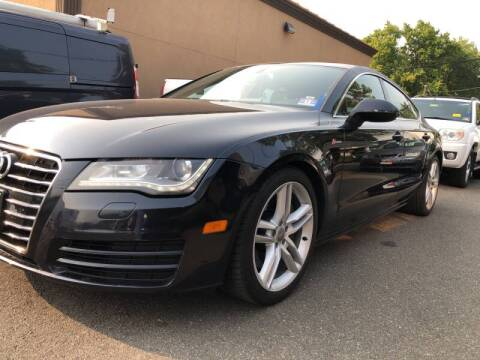 2012 Audi A7 for sale at Vantage Auto Group - Vantage Auto Wholesale in Lodi NJ