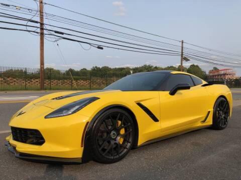 2016 Chevrolet Corvette for sale at Vantage Auto Group - Vantage Auto Wholesale in Lodi NJ