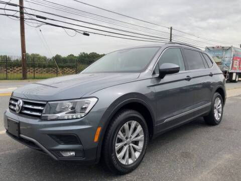 2018 Volkswagen Tiguan for sale at Vantage Auto Group - Vantage Auto Wholesale in Lodi NJ