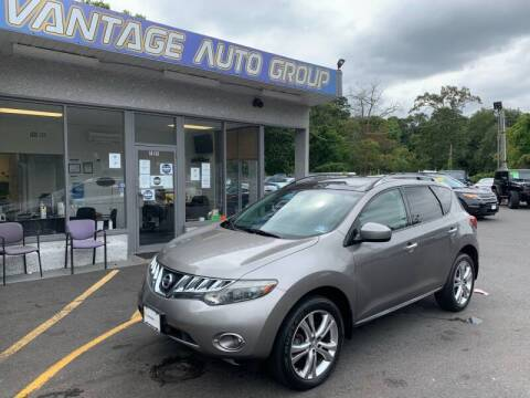 2010 Nissan Murano for sale at Vantage Auto Group in Brick NJ