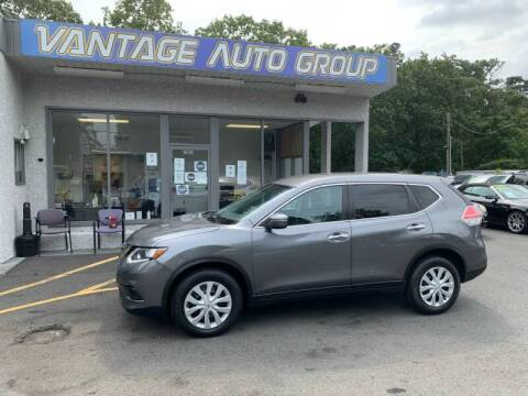 2015 Nissan Rogue for sale at Vantage Auto Group in Brick NJ