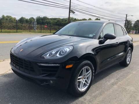 2017 Porsche Macan for sale at Vantage Auto Group - Vantage Auto Wholesale in Lodi NJ