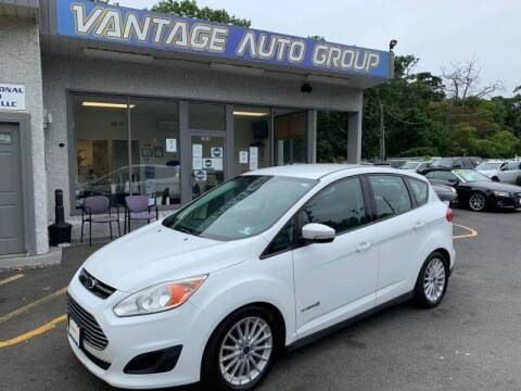 2013 Ford C-MAX Hybrid for sale at Vantage Auto Group in Brick NJ