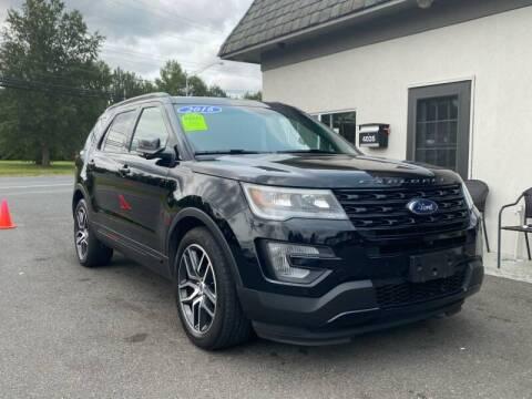 2016 Ford Explorer for sale at Vantage Auto Group Tinton Falls in Tinton Falls NJ
