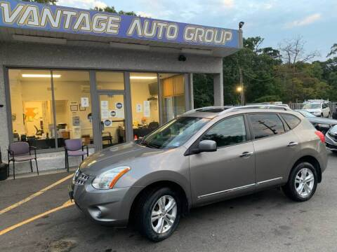 2012 Nissan Rogue for sale at Vantage Auto Group in Brick NJ