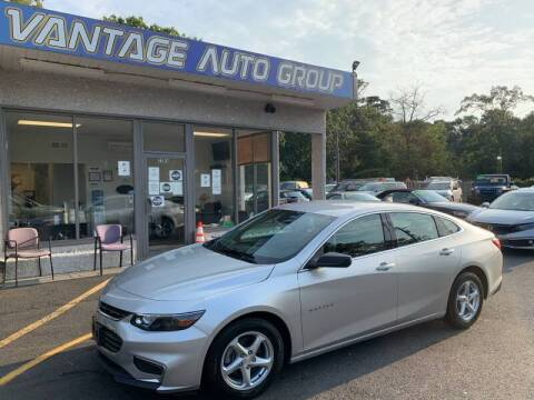 2017 Chevrolet Malibu for sale at Vantage Auto Group in Brick NJ
