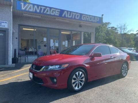 2013 Honda Accord for sale at Vantage Auto Group in Brick NJ