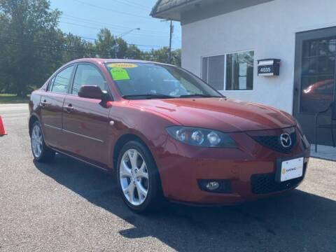 2008 Mazda MAZDA3 for sale at Vantage Auto Group Tinton Falls in Tinton Falls NJ