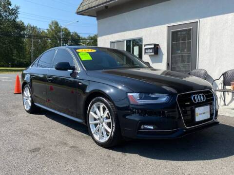 2014 Audi A4 for sale at Vantage Auto Group Tinton Falls in Tinton Falls NJ