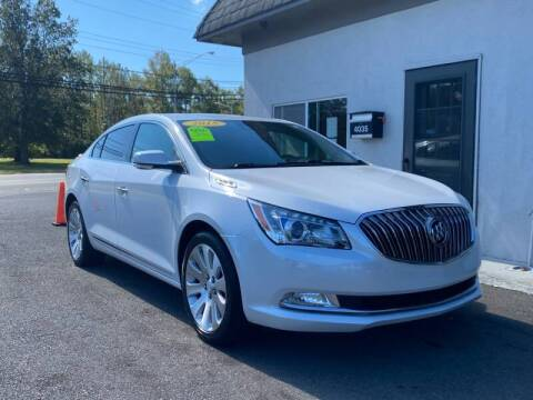 2015 Buick LaCrosse for sale at Vantage Auto Group Tinton Falls in Tinton Falls NJ
