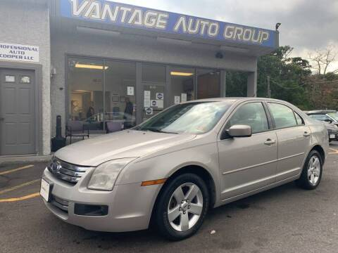 2007 Ford Fusion for sale at Vantage Auto Group in Brick NJ