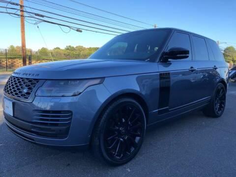2020 Land Rover Range Rover for sale at Vantage Auto Group - Vantage Auto Wholesale in Lodi NJ