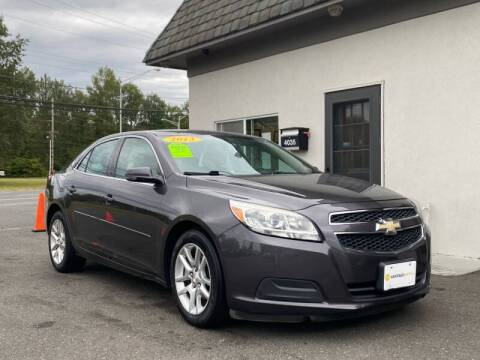 2013 Chevrolet Malibu for sale at Vantage Auto Group Tinton Falls in Tinton Falls NJ