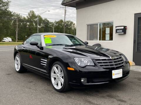 2008 Chrysler Crossfire for sale at Vantage Auto Group Tinton Falls in Tinton Falls NJ