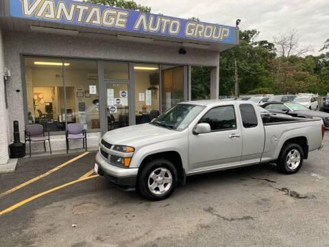 2012 Chevrolet Colorado for sale at Vantage Auto Group in Brick NJ