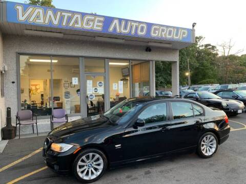 2011 BMW 3 Series for sale at Vantage Auto Group in Brick NJ