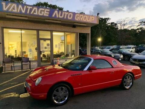 2003 Ford Thunderbird for sale at Vantage Auto Group in Brick NJ