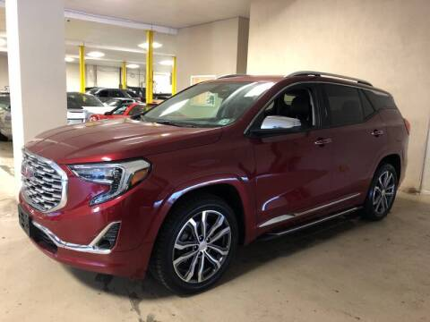 2018 GMC Terrain for sale at Vantage Auto Group - Vantage Auto Wholesale in Lodi NJ