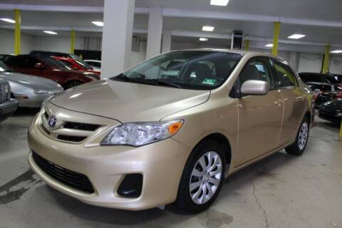 2012 Toyota Corolla for sale at Vantage Auto Group - Vantage Auto Wholesale in Lodi NJ