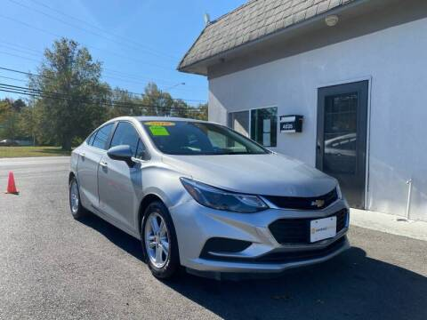 2016 Chevrolet Cruze for sale at Vantage Auto Group Tinton Falls in Tinton Falls NJ