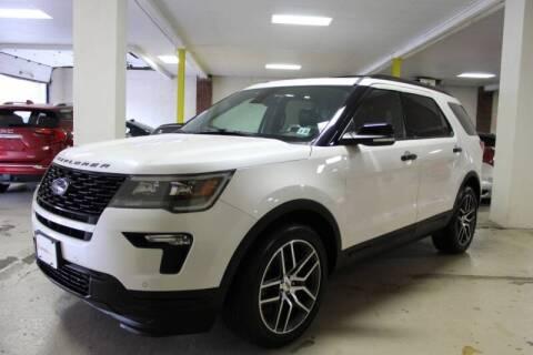 2018 Ford Explorer for sale at Vantage Auto Group - Vantage Auto Wholesale in Lodi NJ