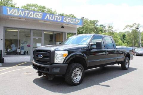 2011 Ford F-250 Super Duty for sale at Vantage Auto Group in Brick NJ
