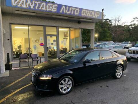 2011 Audi A4 for sale at Vantage Auto Group in Brick NJ