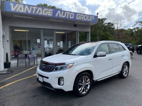 2014 Kia Sorento for sale at Vantage Auto Group in Brick NJ