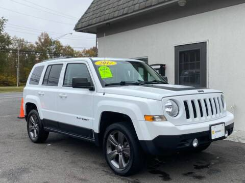 2017 Jeep Patriot for sale at Vantage Auto Group Tinton Falls in Tinton Falls NJ