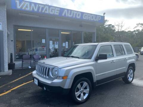 2013 Jeep Patriot for sale at Vantage Auto Group in Brick NJ