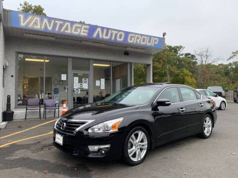 2013 Nissan Altima for sale at Vantage Auto Group in Brick NJ