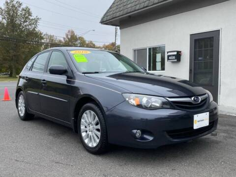 2010 Subaru Impreza for sale at Vantage Auto Group Tinton Falls in Tinton Falls NJ