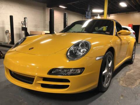 2008 Porsche 911 for sale at Vantage Auto Group - Vantage Auto Wholesale in Lodi NJ
