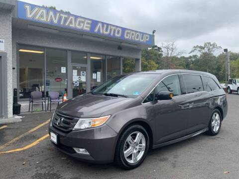 2011 Honda Odyssey for sale at Vantage Auto Group in Brick NJ