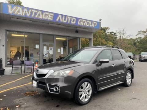 2011 Acura RDX for sale at Vantage Auto Group in Brick NJ