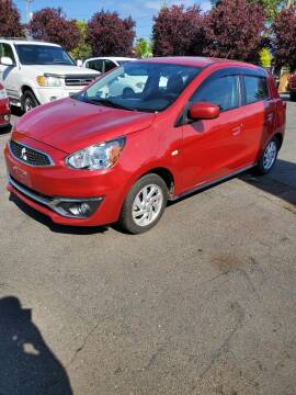 2017 Mitsubishi Mirage for sale at Blue Line Auto Group in Portland OR